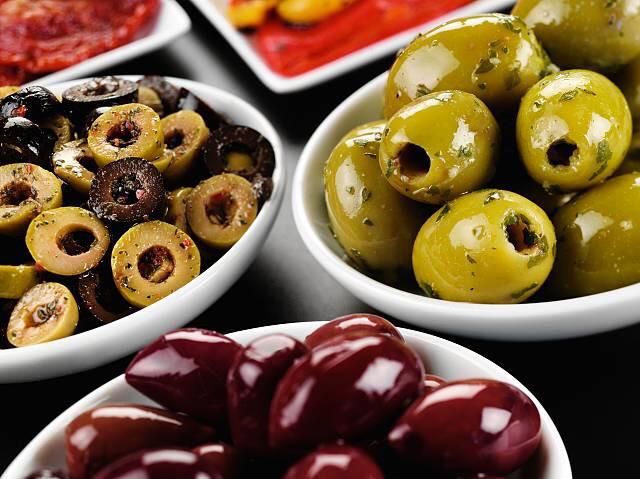 Per queste olive...